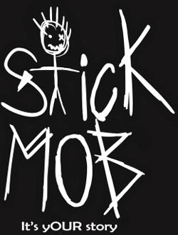 Stick Mob logo